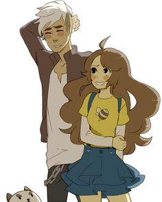 bee and puppycat deckard - Google Search