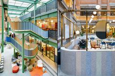 WeWork Weihai Lu co-working space by Linehouse, Shanghai – China » Retail Design Blog
