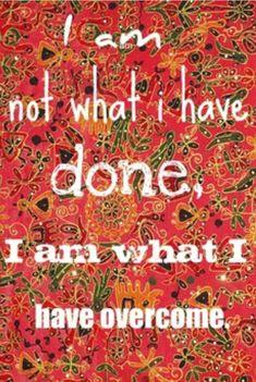 Overcame