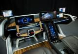 Bosch shows off cockpit of the future at CES 2017...
