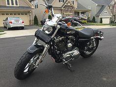 eBay: 2014 Harley-Davidson Sportster Harley Davidson 1200 Custom Sporster #harleydavidson usdeals.rssdata.net