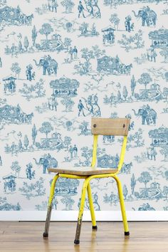 How to decorate with Toile de Jouy - dekoholic!