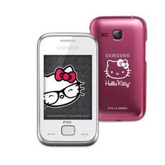 Você não quer deixar de falar com seus amigos? Então, o Samsung Duos Hello Kitty com 2 chips da Mobiu foi feito especialmente para você!