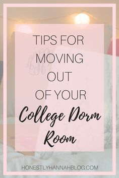 Tips and tricks for efficiently moving out of your college dorm room this spring. Grants For College, Scholarships For College, Education College, College Students, College Success, Dorm Hacks, College Hacks, College Dorm Rooms, College Packing