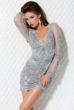 vestidos de fiesta cortos y pegados - Google Search