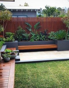 Cool 33 Unordinary Small Backyard Landscaping Design Ideas That Looks Elegant. # Backyard landscaping designs 33 Unordinary Small Backyard Landscaping Design Ideas That Looks Elegant Small Backyard Landscaping, Backyard Garden Design, Landscaping Ideas, Garden Ideas Near Pool, Balcony Garden, Courtyard Landscaping, Tropical Garden Design, Small Backyard Design, Landscaping Retaining Walls