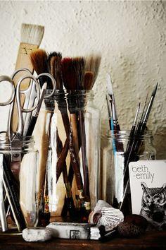 tools of art: