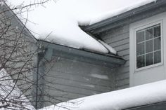 ice dam prevention on several different roof levles Ice Dams, New England, Blinds, Gallery, Outdoor, Decor, Sunroom Blinds, Outdoors, Decoration