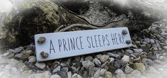 Hand painted wall art. Solid wood sign for boys bedroom /