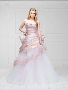 Glanz & Glamour Taft Sommer Brautkleider 2014