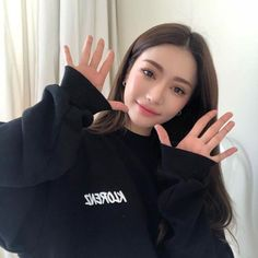 The Gifts that Keeps On bouncing Early morning BooBers be a bouncing visit to see Asian Makeup, Korean Makeup, Korean Beauty, Asian Beauty, Pretty Korean Girls, Pretty Asian, Ulzzang Fashion, Korean Fashion, Fashion Men