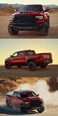 Ram Cars, Ram Trucks, Dodge Trucks, Cool Trucks, Pickup Trucks, Ram Rebel, Dodge Ram 1500, Jeep 4x4, Future Car