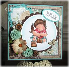 Heart & Hugs to You by MrsDeadman - Cards and Paper Crafts at Splitcoaststampers