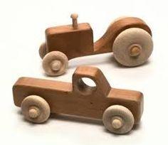 original wooden toys truck - Google Search