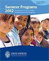 CTY Summer Programs Catalogs