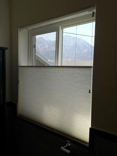 """Our customer said: """" It fits perfect, and it installed in five minutes. The pulls are smooth, and the whole blind feels lightweight but very well constructed."""""""