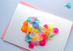 海外の素敵な手作りグリーティングカードたち  | Weddingcard.jp
