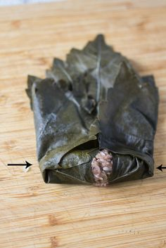 Easy recipe for Meat & Rice Stuffed Grape Leaves, a Mediterranean classic. Grape Leaves Recipe, Stuffed Grape Leaves, Mediterranean Recipes, Greek Recipes, Meal Planning, Easy Meals, Appetizers, Rice, Favorite Recipes