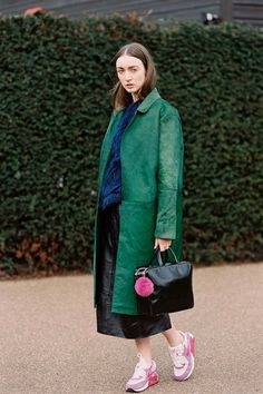 Vanessa Jackman: London Fashion Week AW 2014....Before Burberry