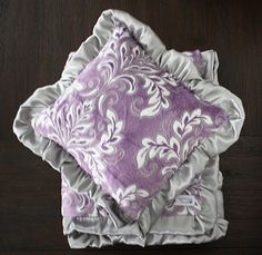 Hey, I found this really awesome Etsy listing at https://www.etsy.com/ca/listing/236631508/nursery-pillow-minky-pillow-ruffle