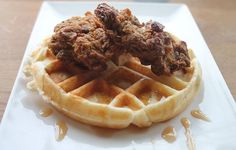Chicken And Waffles, Cooking With Kids, Fried Chicken, Foodies, Food Porn, Parenting, Reading, Breakfast, Blog