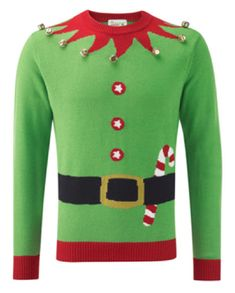 Clothing, Shoes & Accessories Shop For Cheap Seasons Greetings Kids Express Your Elf Christmas Jumper Festive Winter Sweater