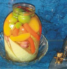 Армянская засолка. рецепт с фотографиями