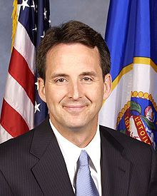 The 39th Governor of the State of Minnesota, Tim Pawlenty. First Lady, Mary. First daughters, Anna and Mara, who attended the Minnehaha (Christian) Academy in South Minneapolis. Governor Pawlenty 5-years to the month younger than Daniel.