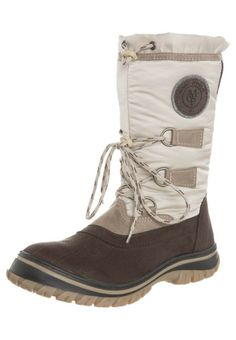 Marc O'Polo Snowboots  Beige - Marc O'Polo Snowboots  Beige