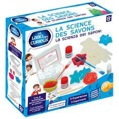 La science des savons