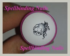 Spellbinding Nails: Tutorial - How to make Stamping Decals.