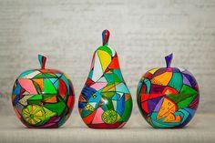 Picasso? Sen misin? #gurmerehberi #art #artdeco #fruits #picasso #kübizm #cubism…