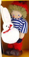 Bodo Hennig 30080, Junge mit Hase, Puppenhaus, Puppenstube, NEU