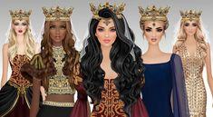 Illustration Mode, Illustrations, Covet Fashion Games, Vintage Mode, Black Girls, Afro, Vintage Fashion, Hair Beauty, Princess Zelda