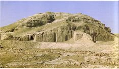 Zigurat of Uruk - Uruk was an ancient city of Sumer and later Babylonia, situated east of the present bed of the Euphrates river, on the ancient dry former channel of the Euphrates River, some 30 km east of modern As-Samawah, Al-Muthannā, Iraq. Uruk gave its name to the Uruk period, the protohistoric Chalcolithic to Early Bronze Age period in the history of Mesopotamia spanning c. 4000 to 3100 BC.