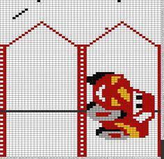 Tricksy Knitter Charts: untitled chart by Veera Romppainen
