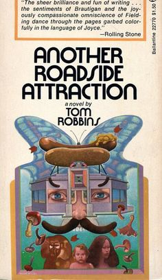 Junkie william s burroughs novel 2003 cover junkie novel another roadside attraction by tom robbins fandeluxe Image collections