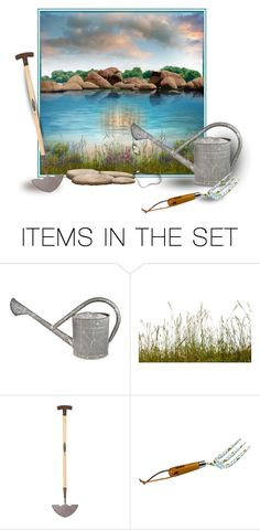 """""""My World - My Spring"""" by michelletheaflack ❤ liked on Polyvore featuring art, exterior and styleinsider"""