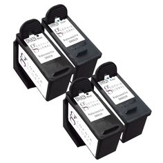 Refurbished Sophia Global Remanufactured Ink Cartridge Replacement for Dell DH828 and DH829 Series 7