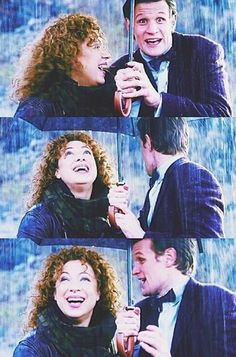 The Doctor & River Song