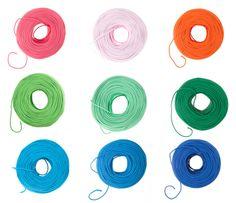 Color Cord Company - diy lamps