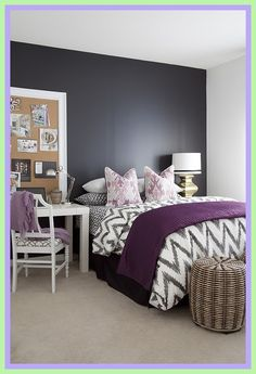 master bedroom grey and purple-#master #bedroom #grey #and #purple Please Click Link To Find More Reference,,, ENJOY!!