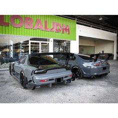 日本国内の自動車 — stanced-community: Grey or grey? Tuner Cars, Jdm Cars, Mazda Cars, Toyota Supra, Sport Suv, Slammed Cars, Japanese Domestic Market, Rx7, Import Cars