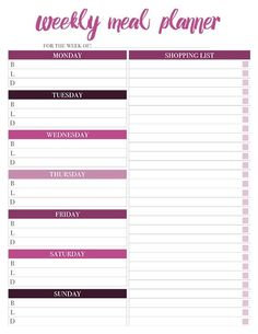 Weekly Meal Planner Template - 40 Weekly Meal Planner Template , What S for Dinner 2 Fb Meal Planner Template, Weekly Meal Planner, List Template, Menu Planning Template, Weekly Menu Printable, Weekly Menu Template, Home Planner, Happy Planner, James Franco