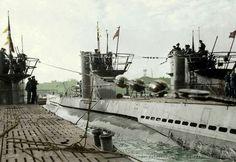German U-Boats...