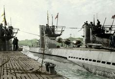 U Boats - BFD