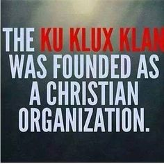 The cross that's burned, is  a representation of the Klan's Christian message...its lighting during meetings was (is) often accompanied by prayer, the singing of hymns, and other overtly religious symbolism...  : http://en.wikipedia.org/wiki/Ku_Klux_Klan