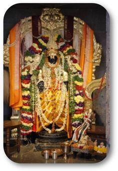 Sri Balaji Deity Installation @ISKCONNVCC