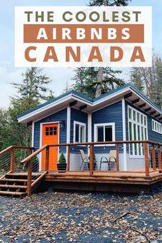 Canada Destinations, Amazing Destinations, Airbnb Rentals, Vacation Rentals, Discover Canada, Immigration Canada, Canada Holiday, Road Trip Packing, Canadian Travel