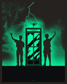 Bill and Ted, not Dr. Who